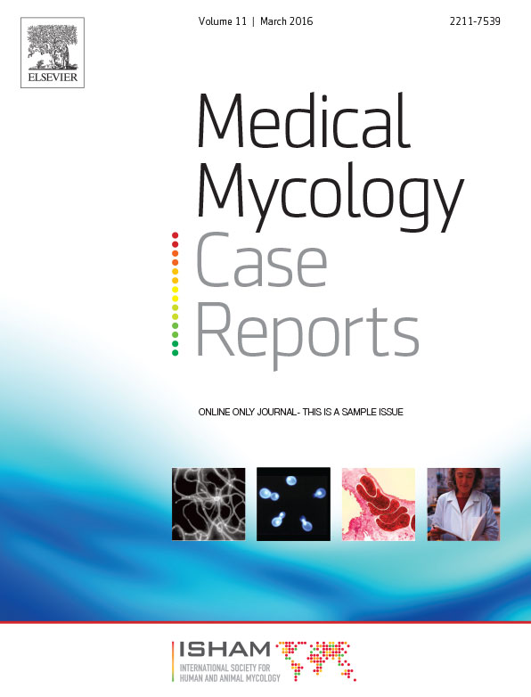 Medical Mycology Case Reports Journal